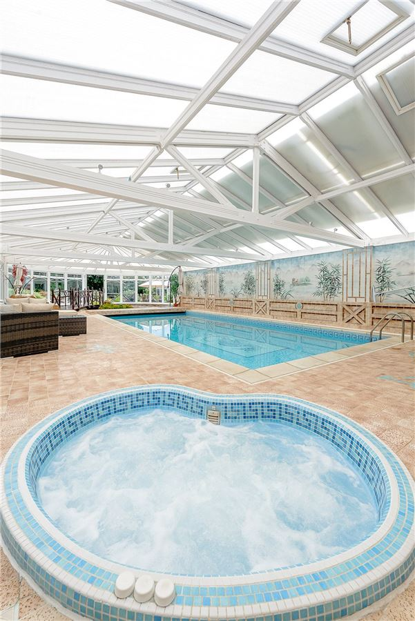 Luxury properties excellent proportions and beautifully presented throughout