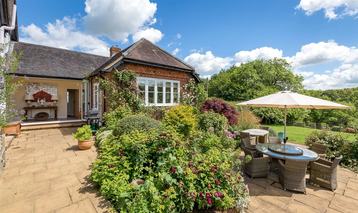 Luxury homes in delightful period home on gorgeous grounds