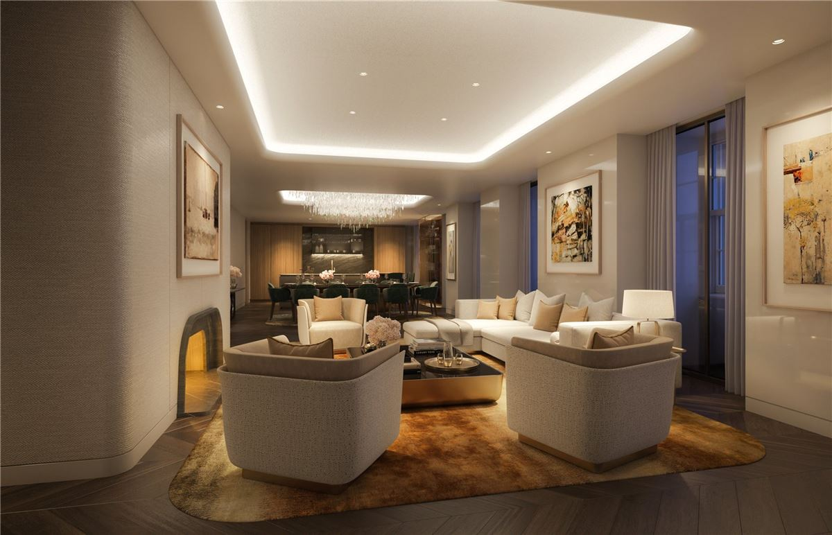 Luxury real estate Mayfair Park Residences luxury aparatment