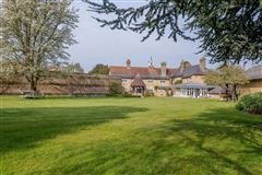 Nine Ashes Farmhouse is a substantial property on lovely grounds luxury real estate
