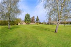 Luxury homes Nine Ashes Farmhouse is a substantial property on lovely grounds