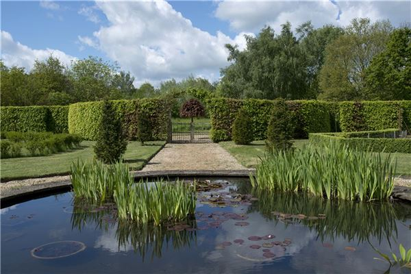 Luxury properties A charming country house in east tuddenham