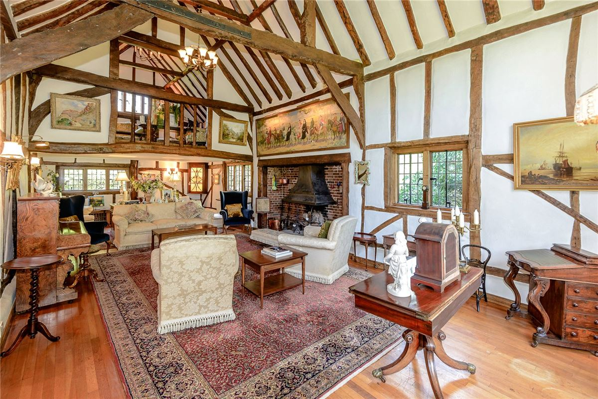 Luxury real estate this hidden gem provides a stunning family home