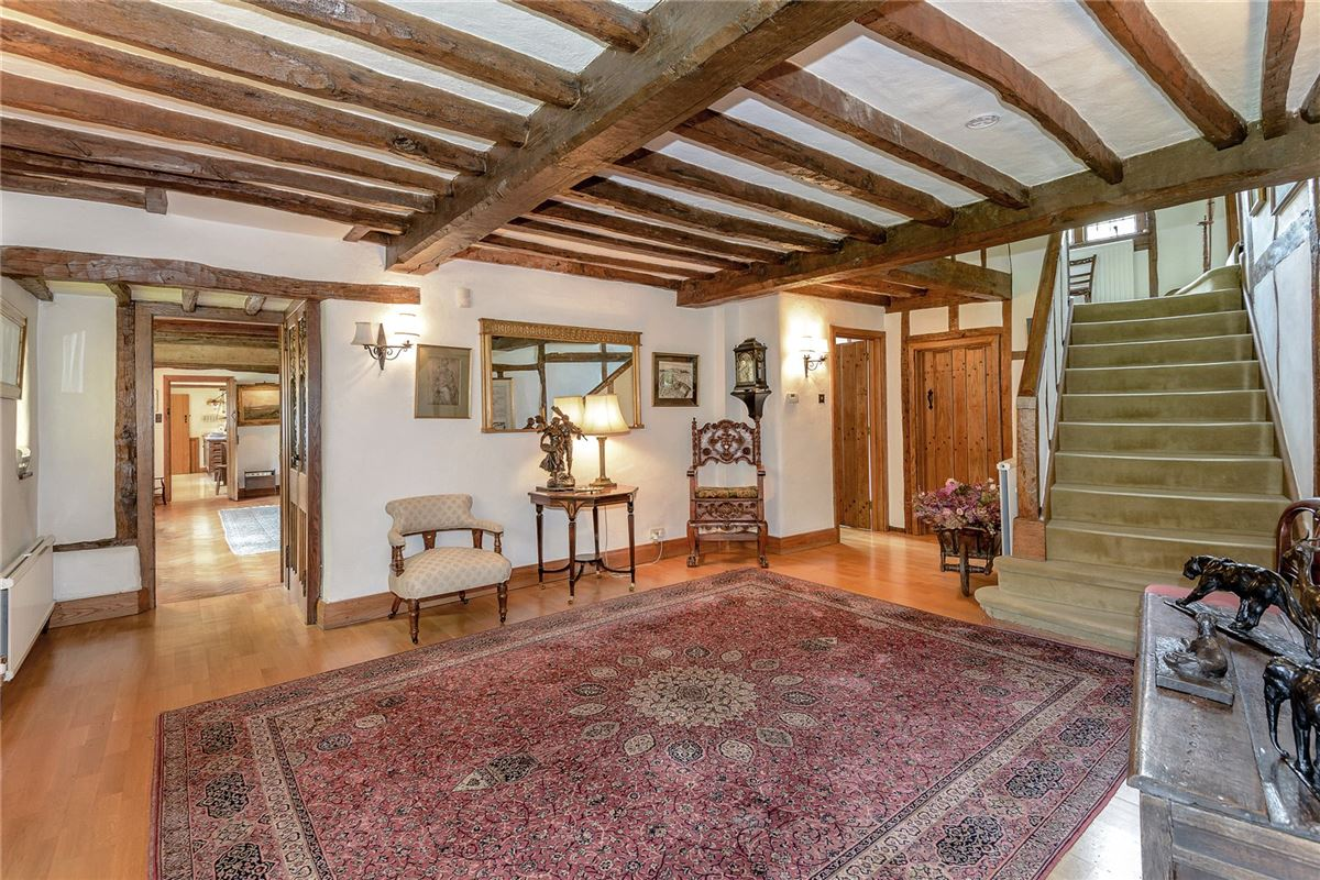 Luxury properties this hidden gem provides a stunning family home