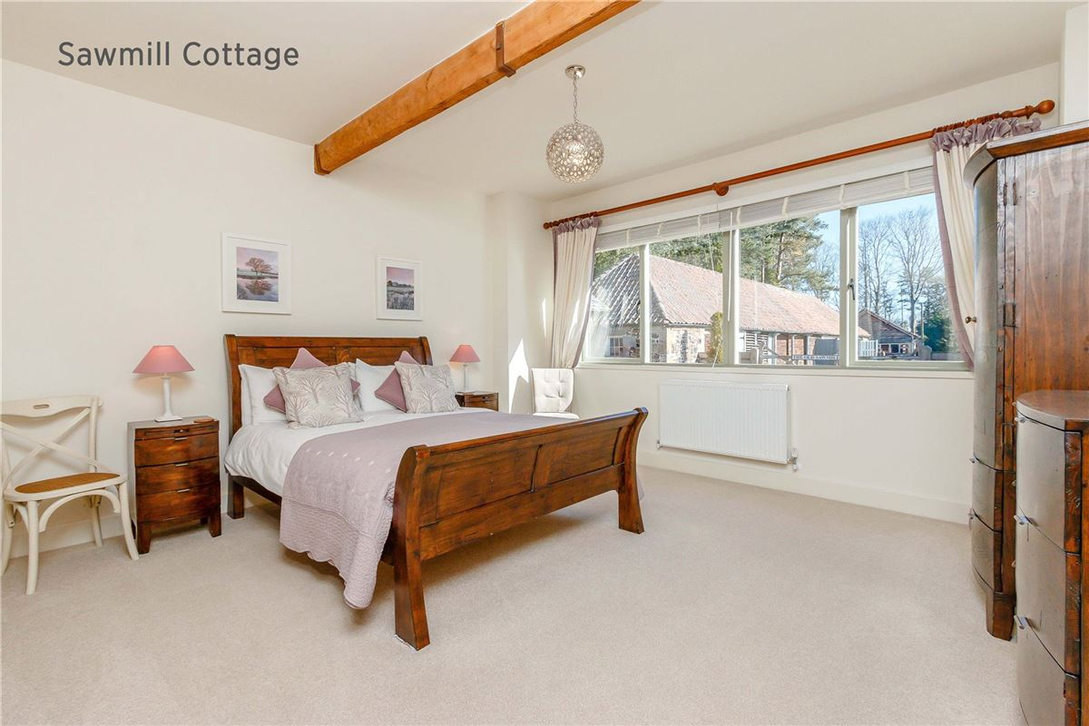 Luxury properties Renovated Former Sawmill