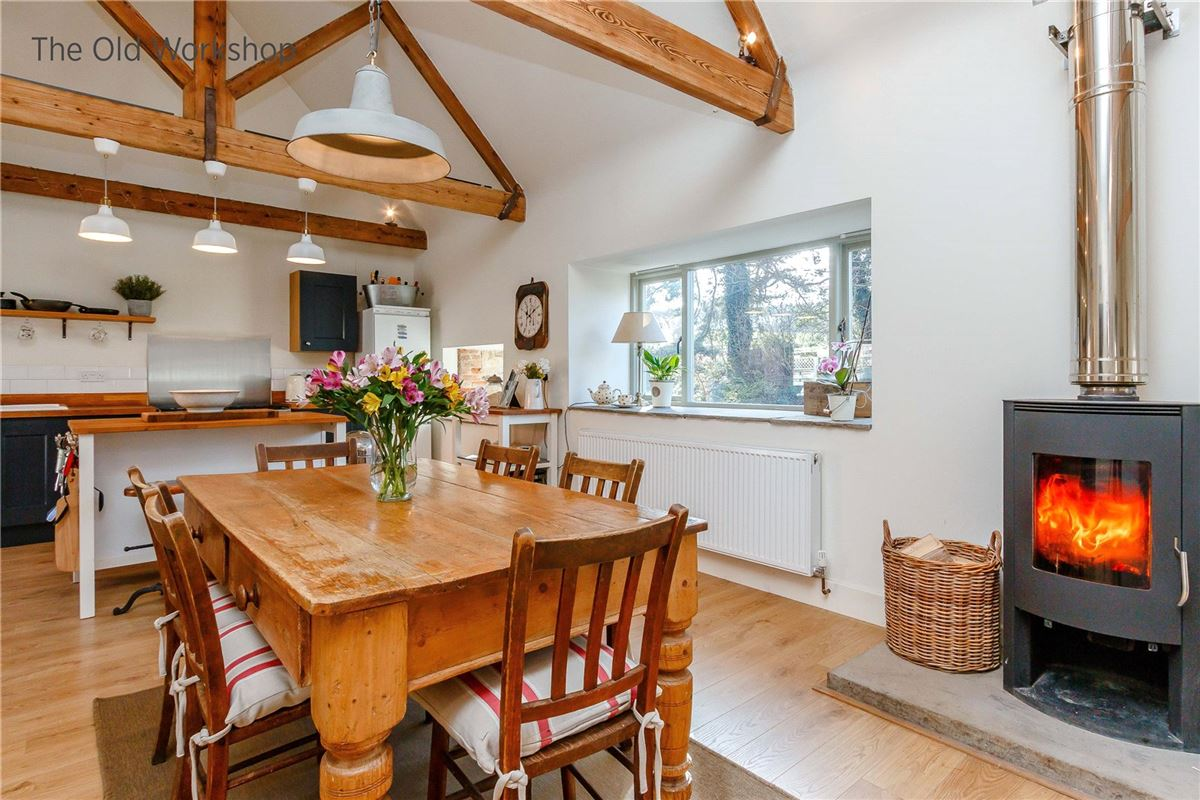 Renovated Former Sawmill luxury properties