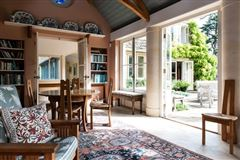 Luxury homes A charming Old Rectory with a beautiful garden