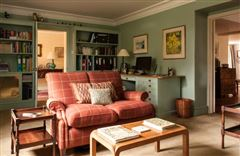 A charming Old Rectory with a beautiful garden luxury homes
