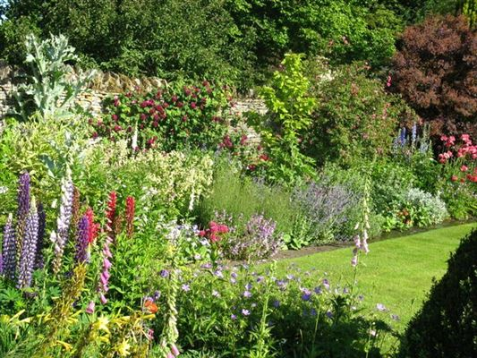 Luxury properties A charming Old Rectory with a beautiful garden