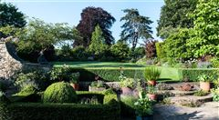 Luxury homes in A charming Old Rectory with a beautiful garden