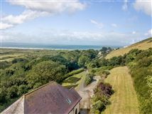 an impressive property with magnificent uninterrupted views towards the coast mansions