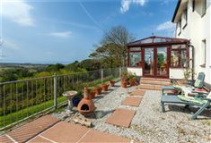 an impressive property with magnificent uninterrupted views towards the coast luxury homes