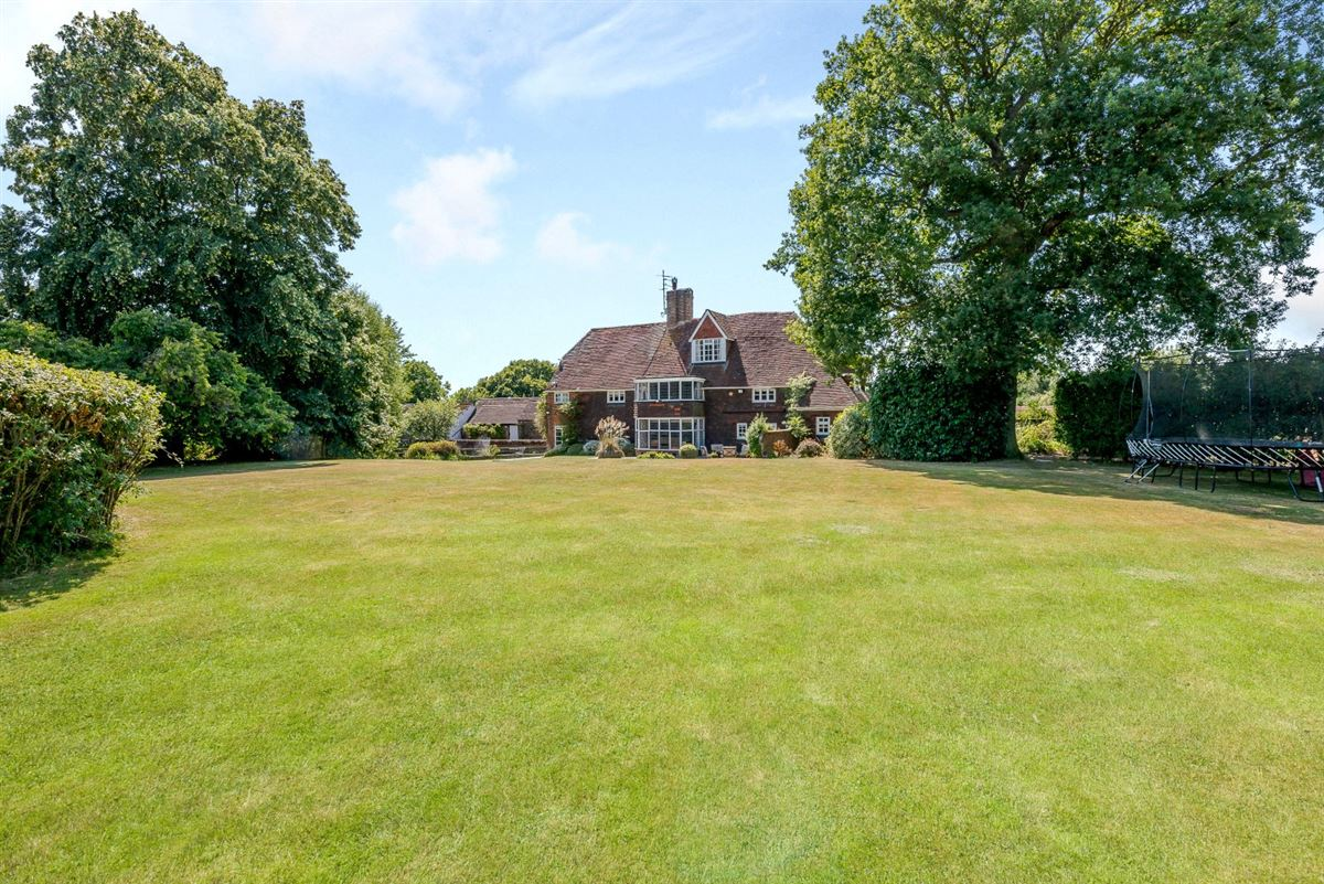 Luxury homes charming period farmhouse on just under 17 acres