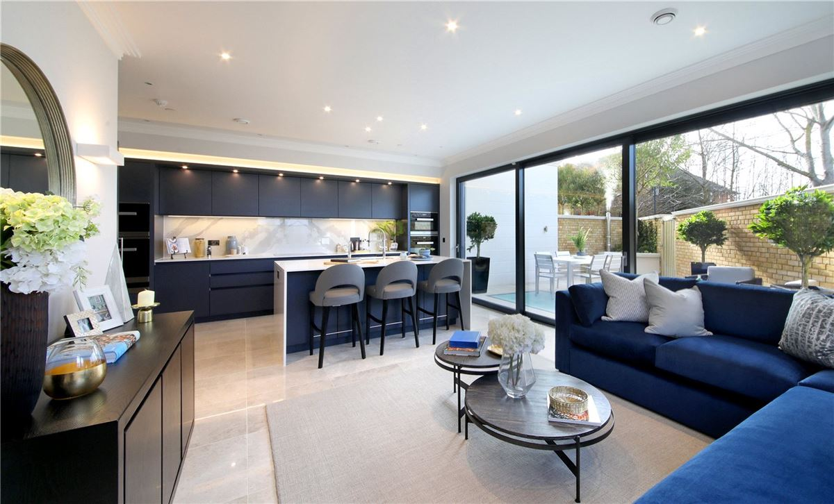 exciting new townhome residence luxury real estate
