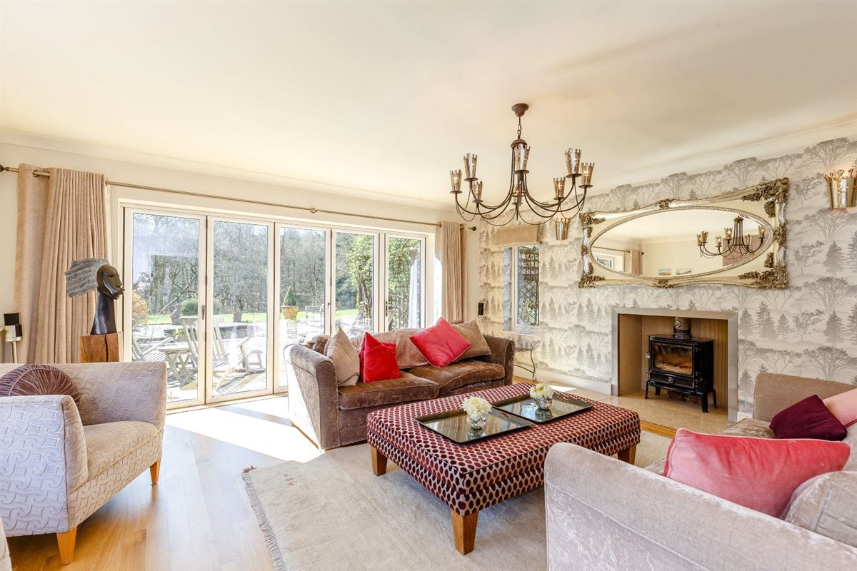 an attractive and spacious property beautifully sited luxury real estate