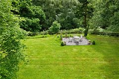 Mansions in an attractive and spacious property beautifully sited