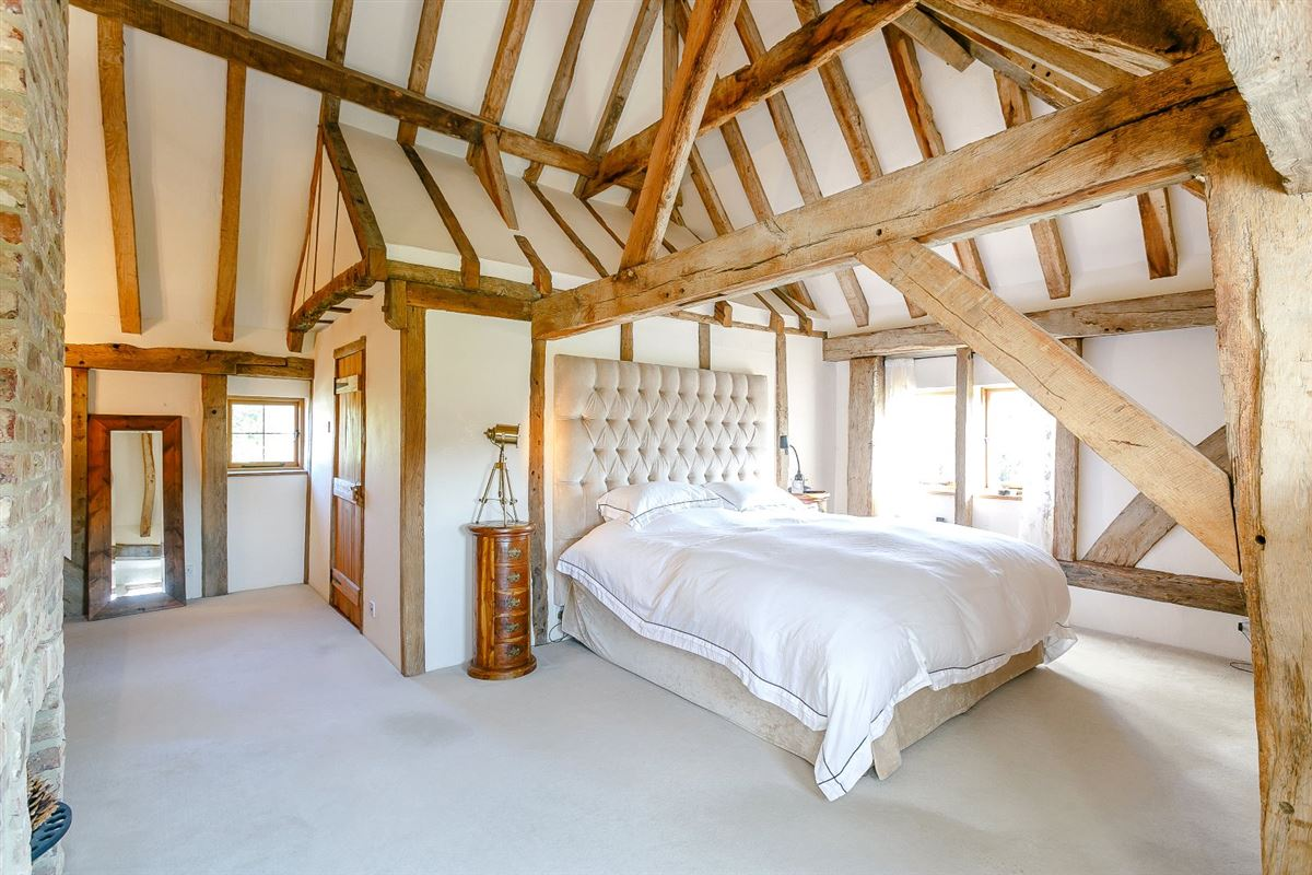 Fieldlands Barn luxury properties