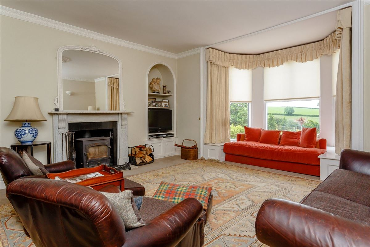 Luxury real estate The Old Vicarage - a substantial period property