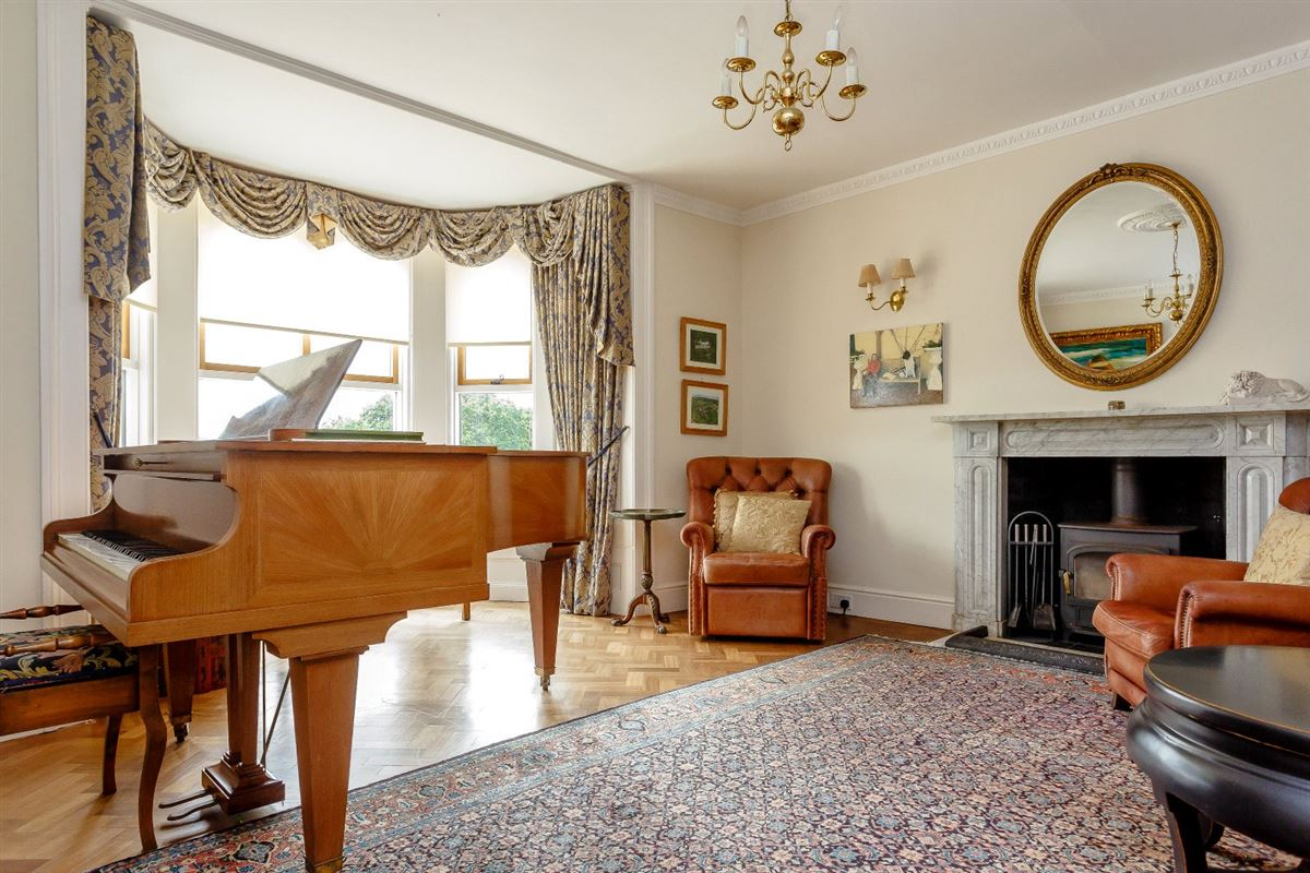 The Old Vicarage - a substantial period property luxury real estate