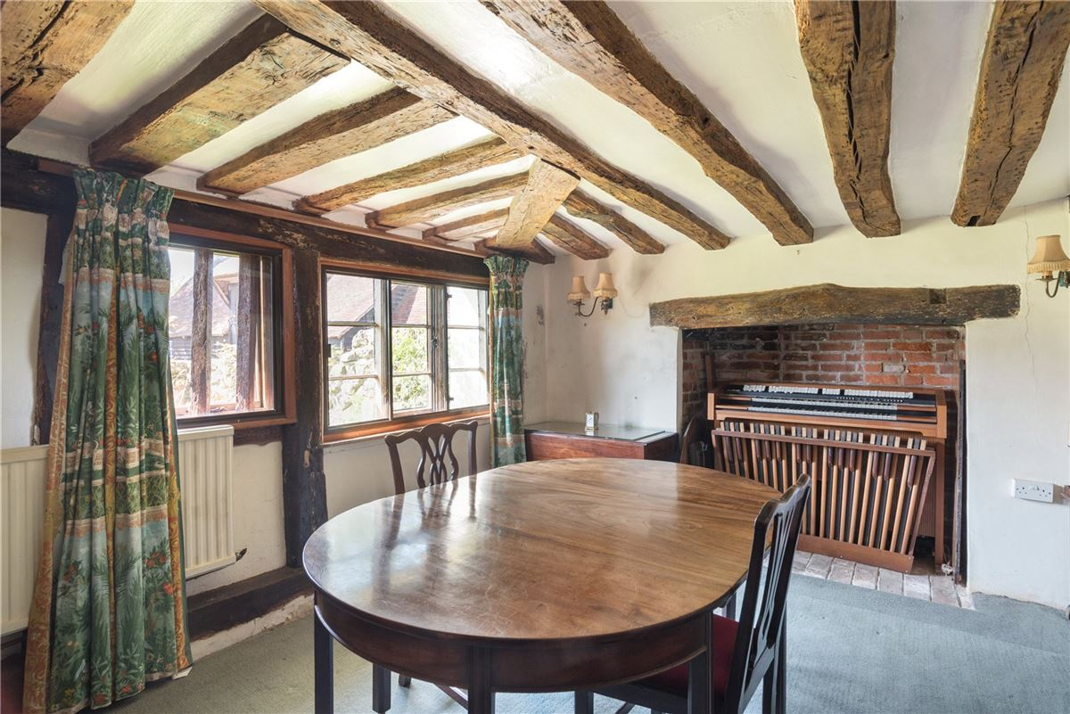 A wonderful and historic farmhouse with traditional stables and a Kentish barn luxury properties