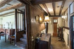 Luxury homes in A wonderful and historic farmhouse with traditional stables and a Kentish barn