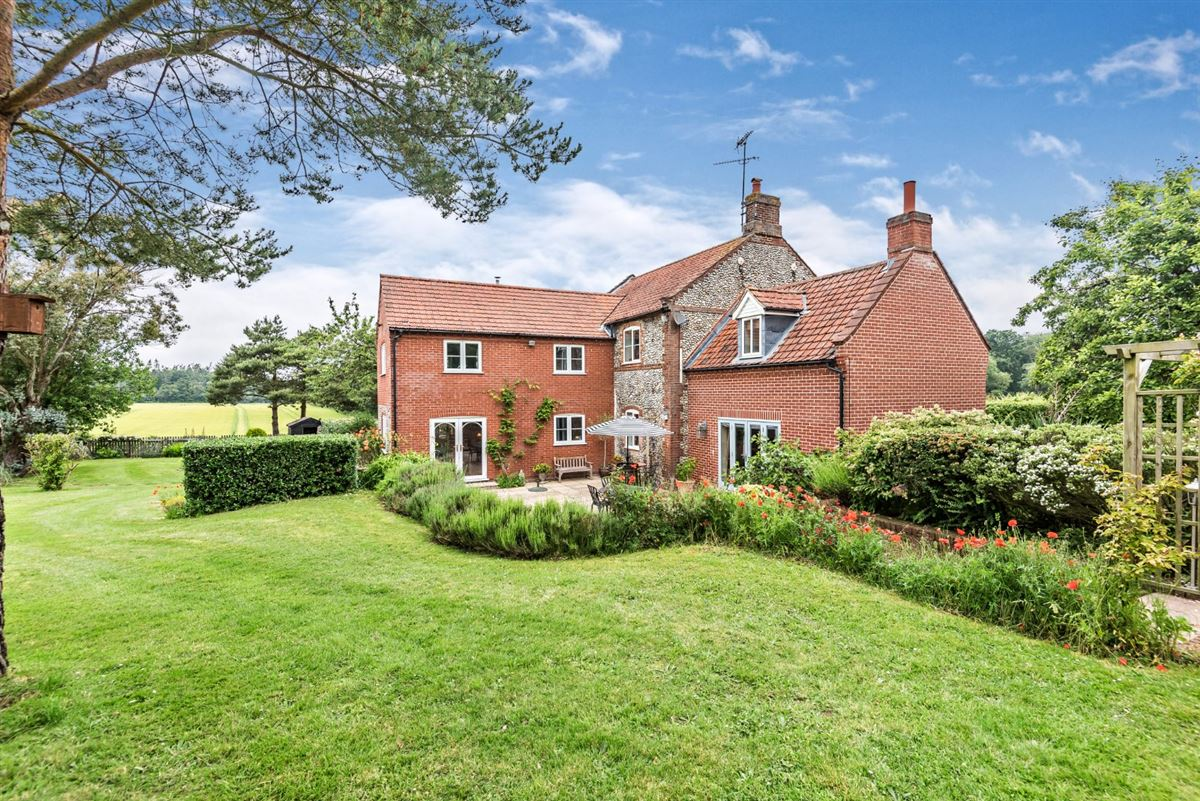 A superb Victorian house set within five acres of gardens luxury homes