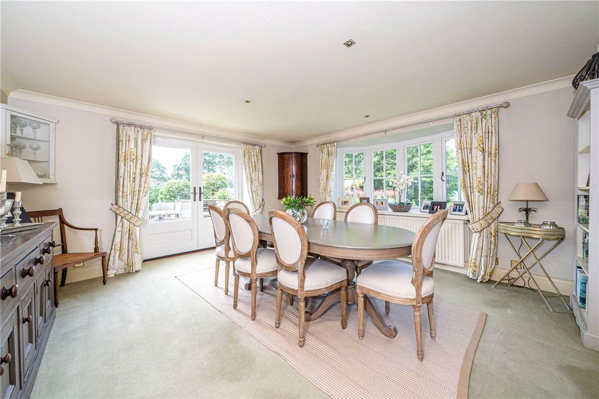 Luxury real estate Barton House