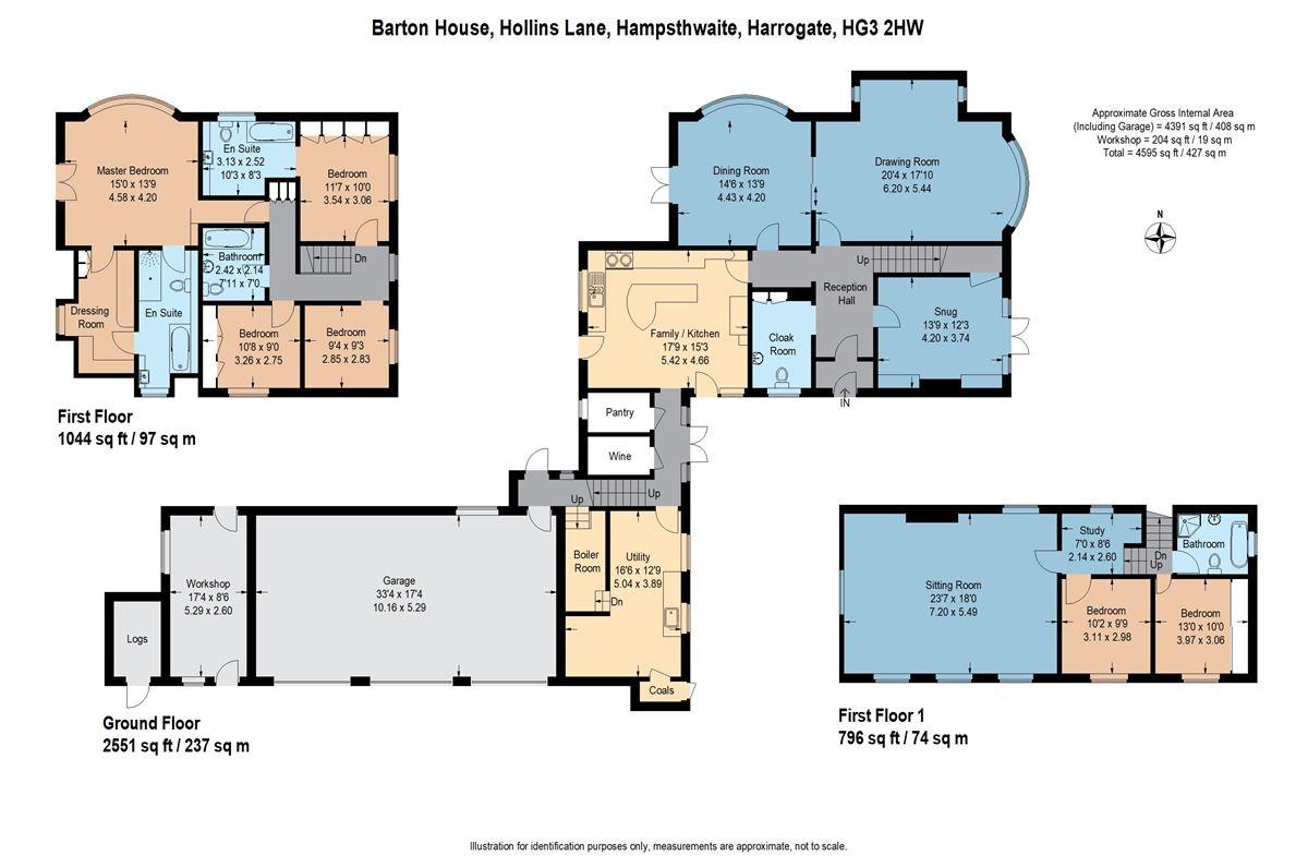 Mansions Barton House