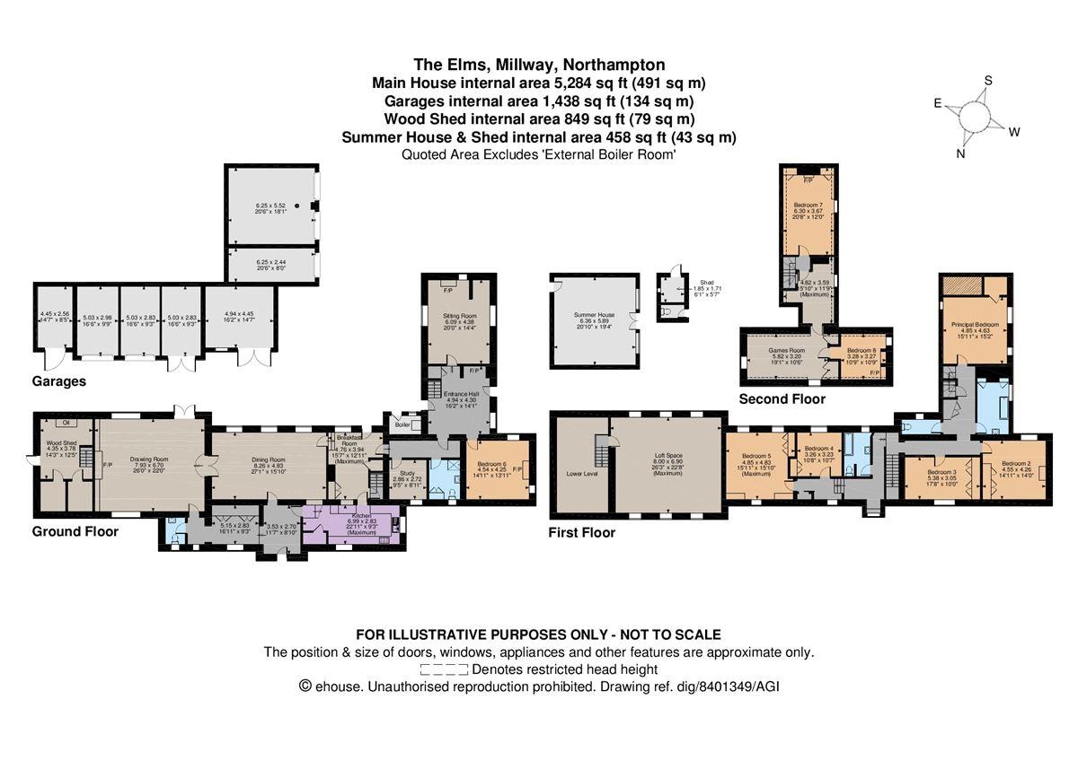 Luxury properties The Elms