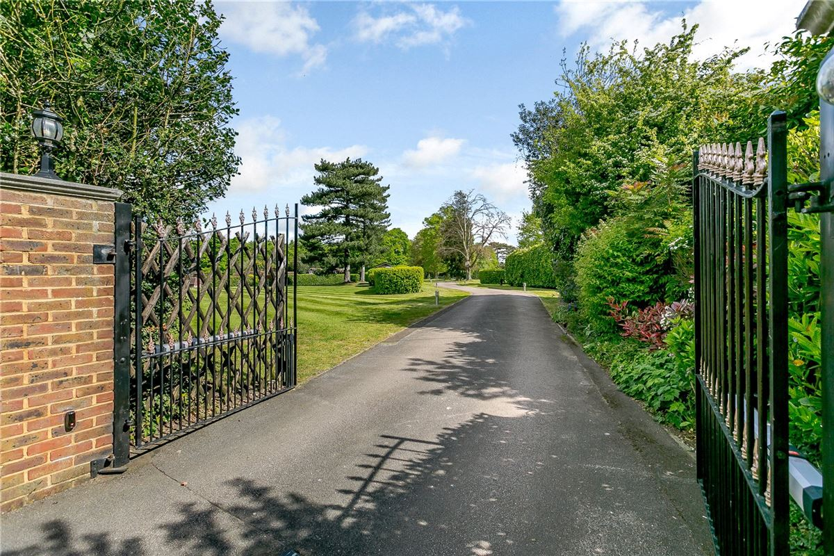 Luxury homes An attractive and truly immaculate small estate