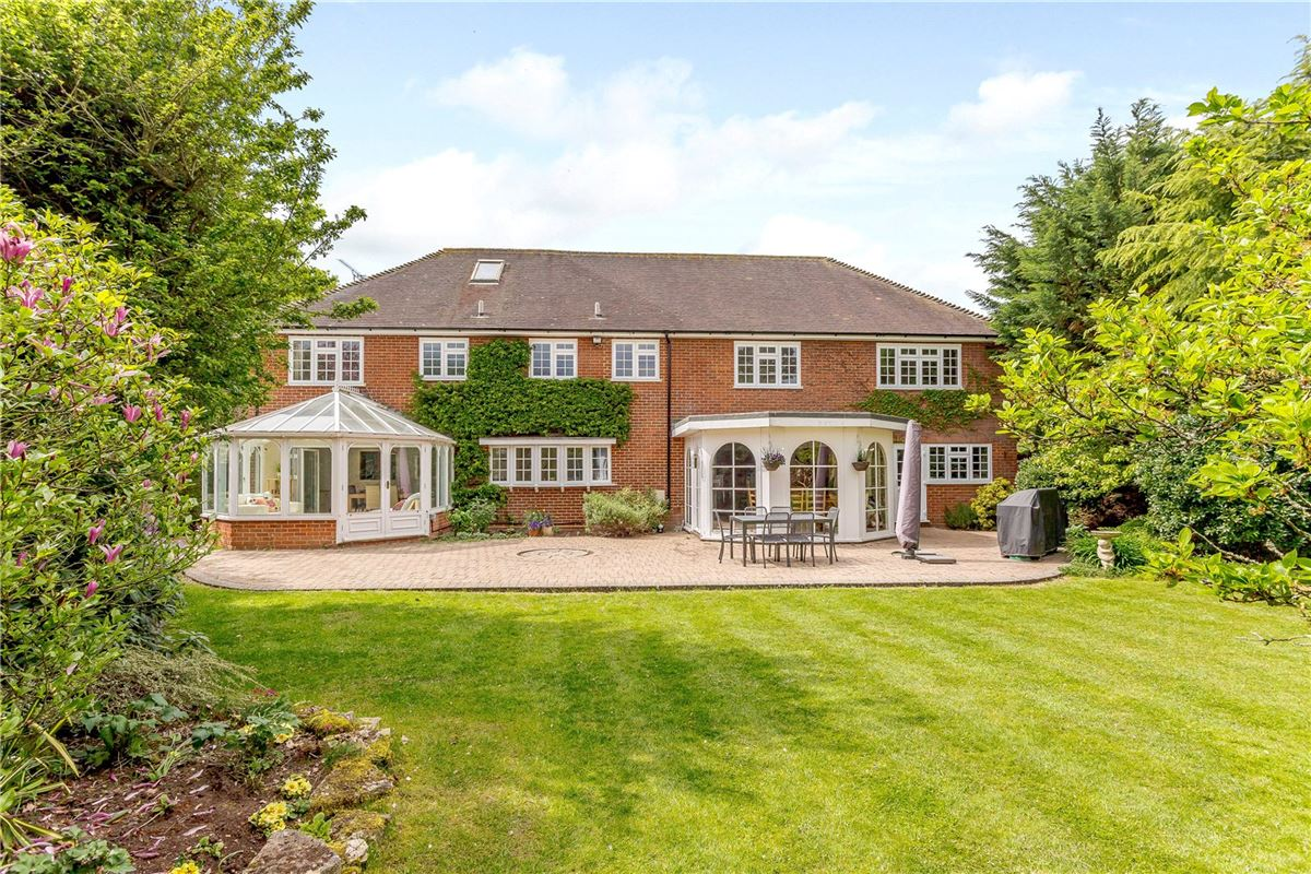 Luxury properties private detached property