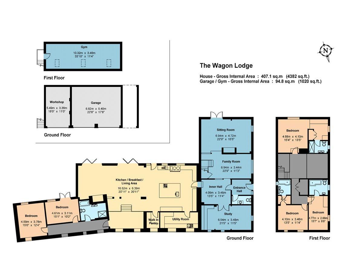 The Wagon Lodge luxury real estate