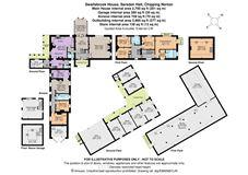 Luxury properties Swailsbrook House