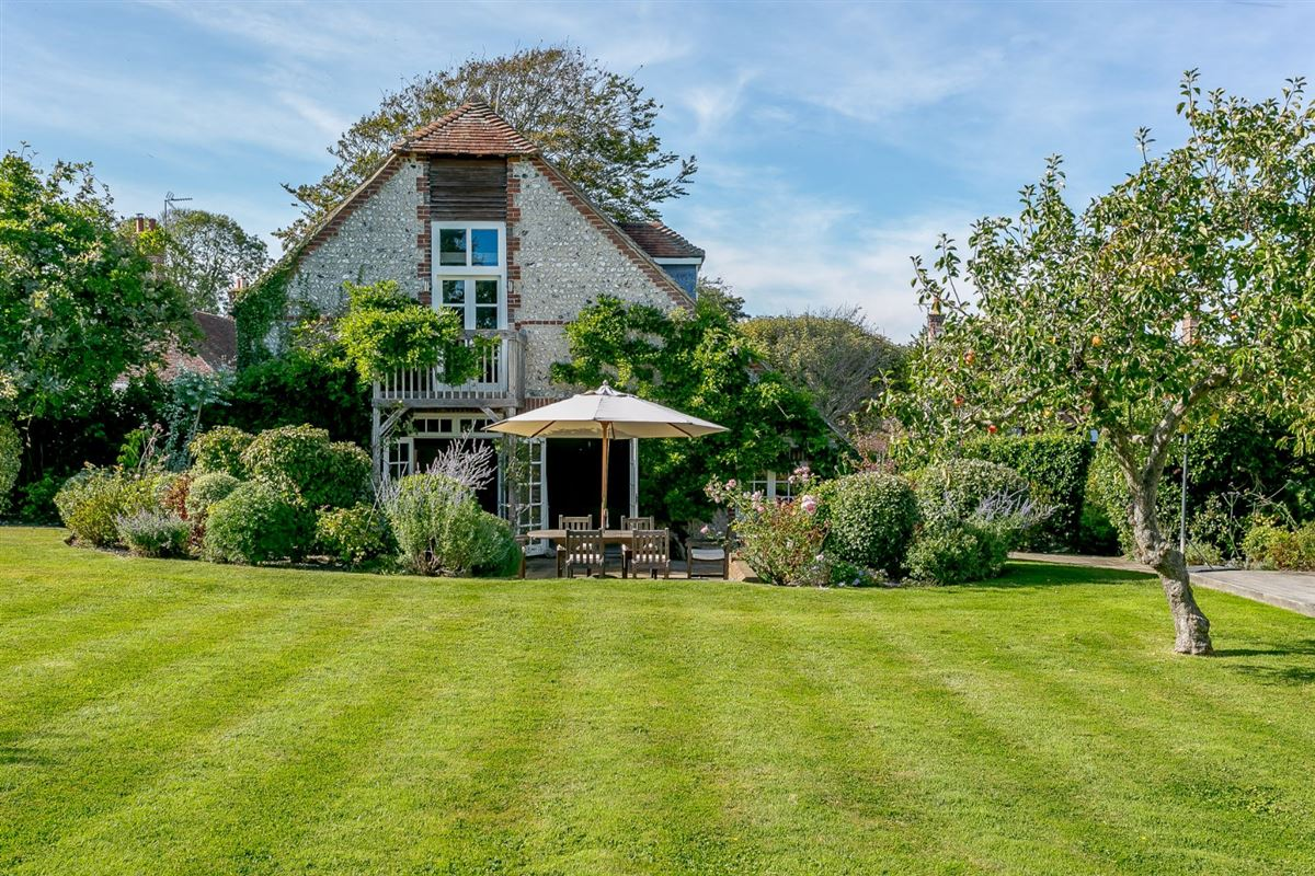 Luxury homes this substantial home boasts wonderful Downland views