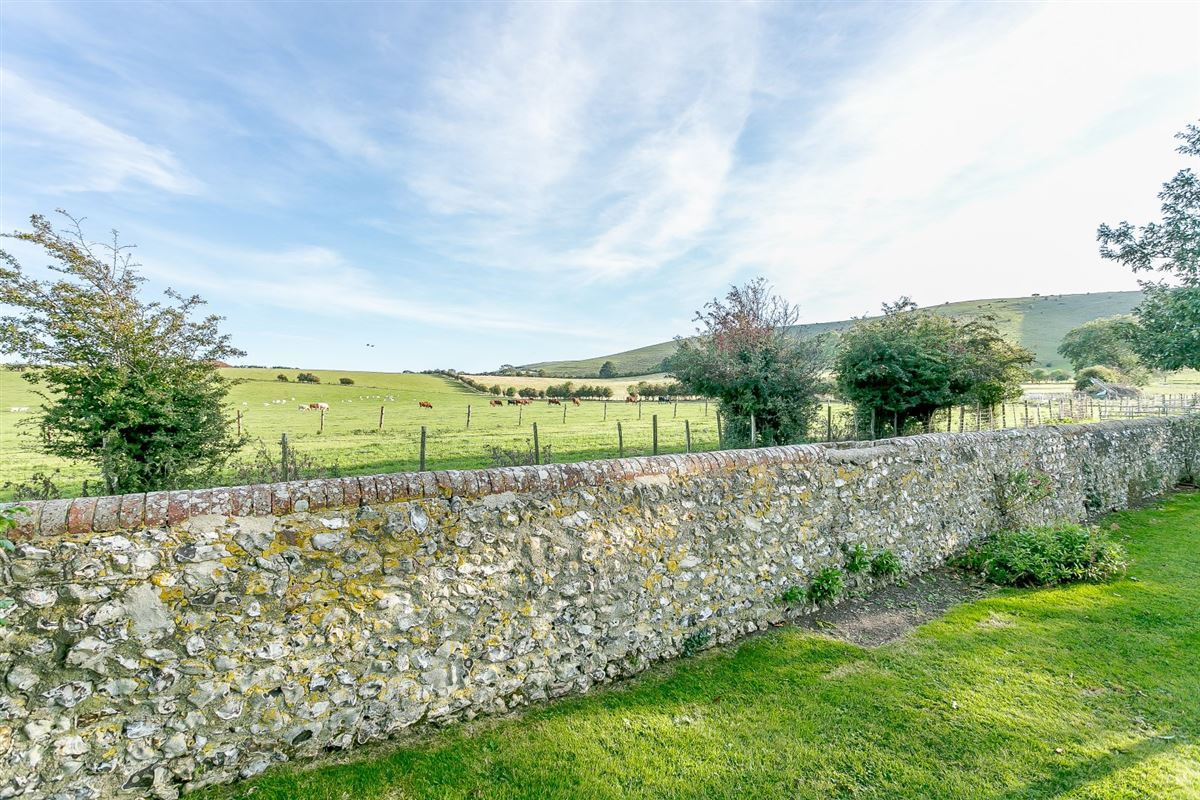 Mansions this substantial home boasts wonderful Downland views