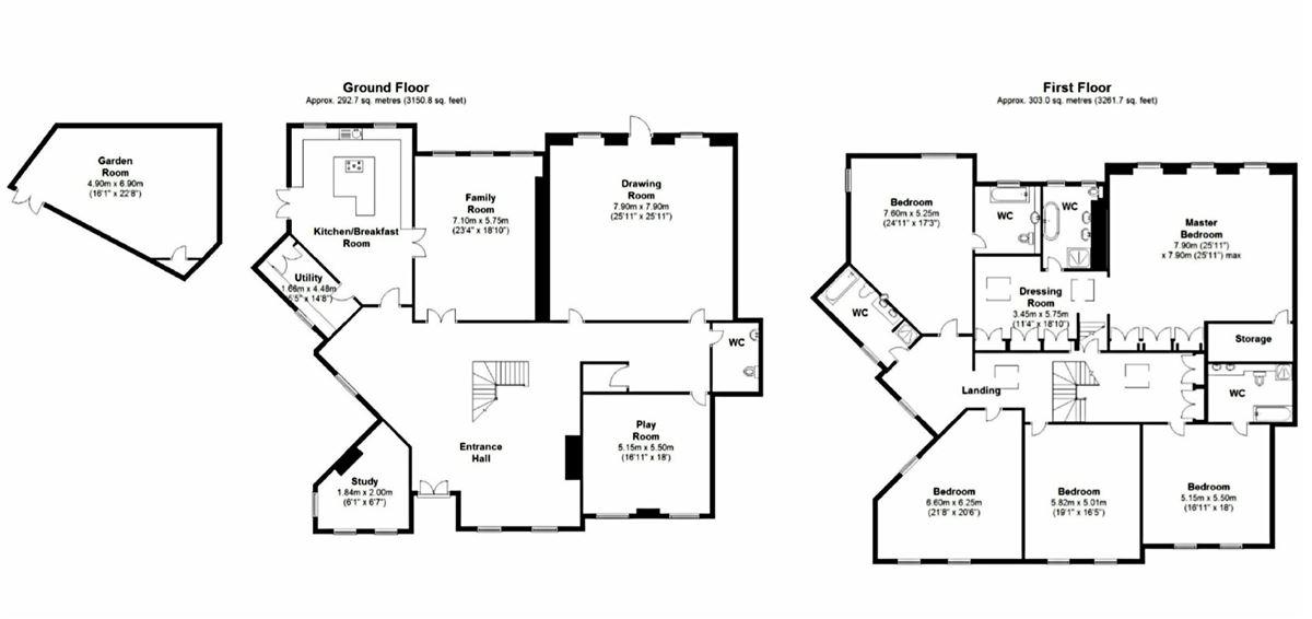 Somerset House luxury properties