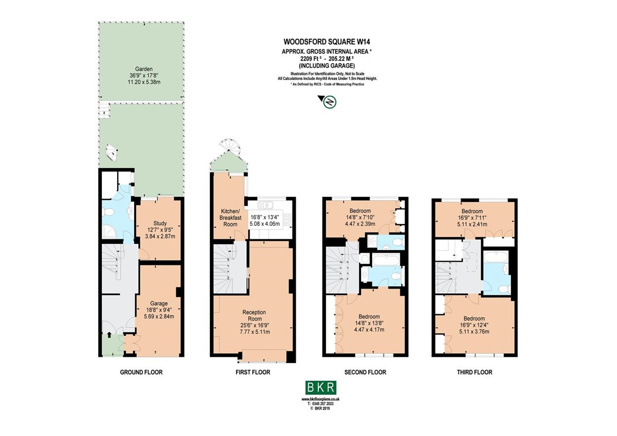 A very well-arranged four bedroom house luxury properties