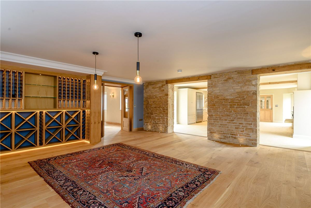 An exquisitely renovated barn conversion with stunning views  luxury homes