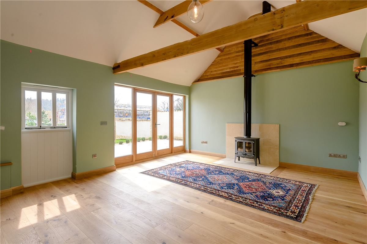Luxury homes An exquisitely renovated barn conversion with stunning views