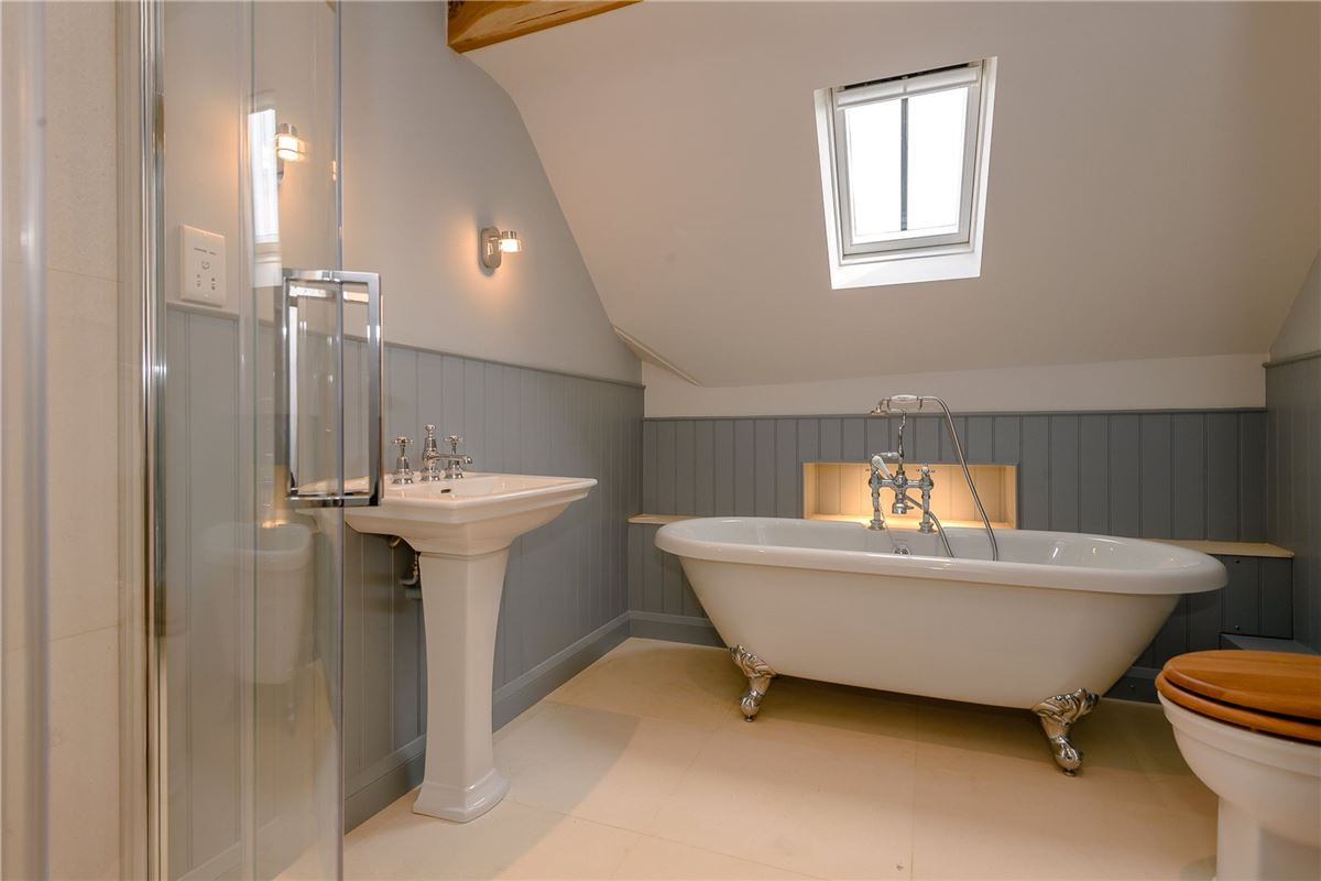 Luxury properties An exquisitely renovated barn conversion with stunning views