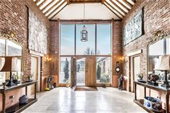 Luxury homes A substantial and hugely impressive barn conversion