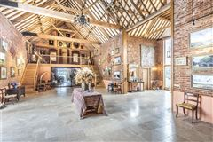 Luxury properties A substantial and hugely impressive barn conversion