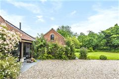 A substantial and hugely impressive barn conversion luxury homes