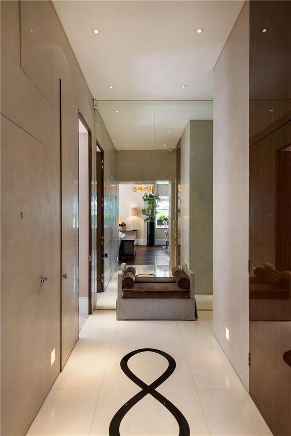 Luxury homes exquisite first floor apartment