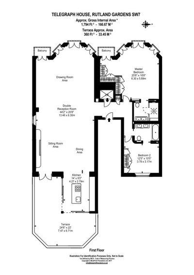 Luxury homes in exquisite first floor apartment