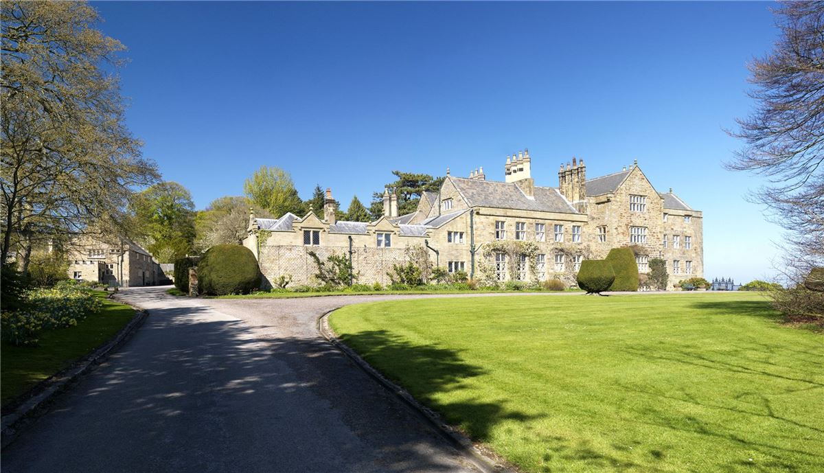 Gwysaney Hall mansions