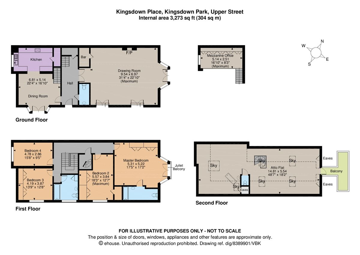 Luxury homes Kingsdown Place