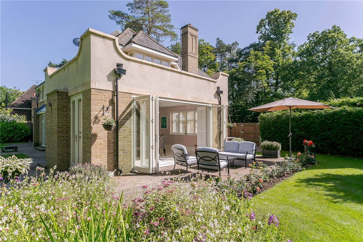 Luxury real estate Blackdown House