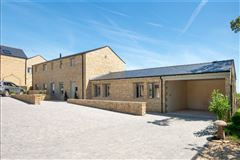 Luxury homes in Lovely detached new house with good sized gardens