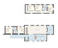Lovely detached new house with good sized gardens luxury properties